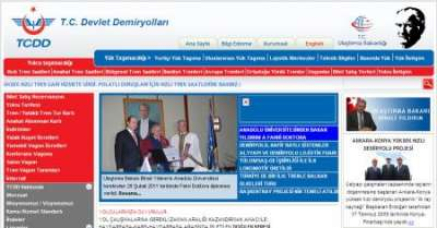 Покупка билетов на турецкие поезда онлайн
