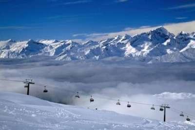 Мадонна-ди-Кампильо и Пинцоло — обширная зона катания